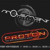 Tash / Guest-mix for 'Movement' #01 @ Proton Radio
