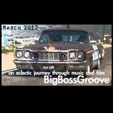 An Eclectic Journey Through Music and Film - March Mix 2012