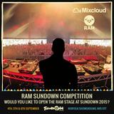 RAM Sundown DJ Competition DJay-B