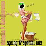 Koulla's special spring17 global dancing mix
