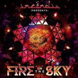 Live at Indendia's Fire In The Sky NYE 2014