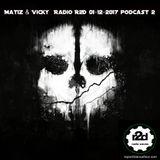 01-12-2017 Matiz & Vicky @ Report2Dancefloor Radio podcast 2 MP3 - Acid Blood