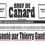 BREF DE CANARD - 30.05.2012 - #01