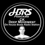 CK AKA Costica Kristian Presents Deep Movement Live On HBRS 16-04-17