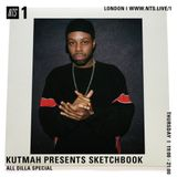 Kutmah Presents Sketchbook Radio (J Dilla Tribute) - 15th February 2017