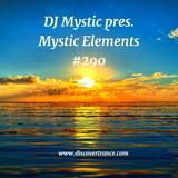 DJ Mystic pres. Mystic Elements 290
