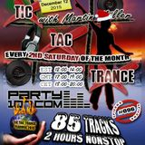 Tic Tac Trance #096: Yearmix 2015 with Martin Mueller