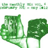 Monthly Mix #21 - March 2012