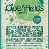 Dan Drastic, Rewind Zone @ Openfields Festival, Charleroi (BE) 15.09.2012