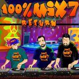 100% MIX 7 MEGAMIXES BY: Jordi Fernández, Dj Tedu & Dj Sammer