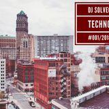 DJ SOLVEG TECHNO #001/2018