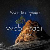 Boys Les Genius X Wabi Sabi Mixtape #001