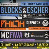 DJ CELLOMO feat. MC FAVA live @ Interface Session 2018-04-14