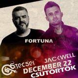 2016.12.22. - Szecsei & Jackwell - Fortuna Klub, Sátoraljaújhely - Thursday