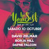 @Live #BeYourself David Zelmar + Vocal live Dafne Falcón