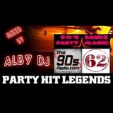 Party Hit Legends #62 - The Best 90's Hits Songs