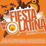 fiesta latina pitbull/santana mix