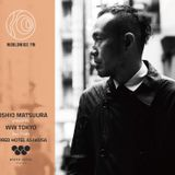 WW Tokyo: Toshio Matsuura with D.A.N. live from WIRED HOTEL ASAKUSA // 16-07-2018