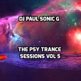DJ PAUL SONIC G Present PSY TRANCE SESSIONS vol 5