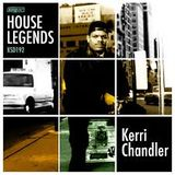 Kerri Chandler - Essential Mix - Studio Session - 9.3.2006