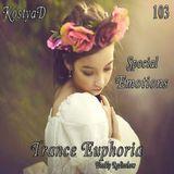 KostyaD - Trance Euphoria #103 Special Emotions [05.03.2016]