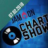 10 HOTTEST URBAN TRACKS   JAM ON RADIO  07.02.18