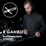MTRMX041 - R GAMBLE - MOTOR MIX SERIES