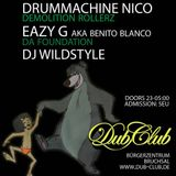 10.10.15 Easy G Aka Benito Blanco@Dub Club, Bruchsal, Germany - SPECIAL JUNGLE SET FREE DOWNLOAD
