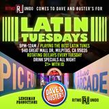 Latin Tuesdays - Dj Live Set (12-06-16)