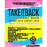 @DJMYSTERYJ | #TakeItBack OldSchool Rave | Friday 24th August