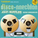 DISCO-NNECTION 4.16.13 with JOHN MORALES