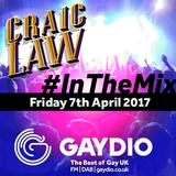 Gaydio #InTheMix - 7th April 2017