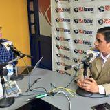 Intendente Zonal8 de @AntiMonopolioEC #DavidSegovia dialoga en el #InformativoForever con @wedelgado