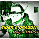 Tiger & Dragon from Paris...with love !
