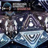 Shane 54 - International Departures 502