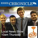 Essex Chronicle - 20/03/14 - @Essex_Chronicle Local News - Chelmsford Community Radio