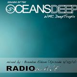RADIOWAVE::3.20.12:: Sounds Of The OceansDeep :: mixed by Brendan Eldom