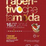 Paul V & Salvo Gagliano @ Aperitivo che fa Moda 16-07-2014 part 1
