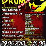 Kwizaczech@Studnice Drum Open Air 2013 ft. MC Dawe