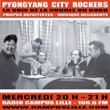평양 City Rockers #066 : French Chanson Über Alles (11-04-2018)