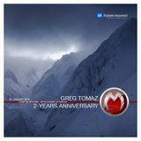 Greg Tomaz - MistiqueMusic showcase 2-Year Anniversary on Digitally Imported