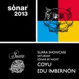 Coyu @ Sonar Festival 2013 - Suara Showcase 15-06-2013