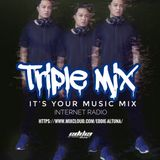 Triple Mix Vol.1 - DJ Eddie Altuna on Internet Radio