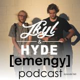 Emengy Podcast 063 - Jkyl & Hyde