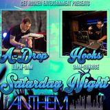 DJ HOOKS & DJ A-DROP @ANTHEM LOUNGE LIVE AFTER HOURS MIX( TROPICANA CASINO ATLANTIC CITY,NJ)