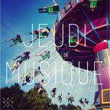 Jeudi Musique // Week 35.16 by Zic Zag
