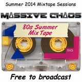 80s Summer MixTape 2014