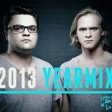 TommyU & TobLuii - Yearmix 2013