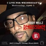 Live for Wednesdays w/ Fiddy Millz  4/5/17