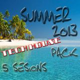 Verano 2013 Tech House